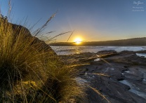 Summer Dawn at Pambula