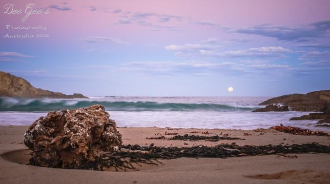 WM Moon Rise at Moon Bay
