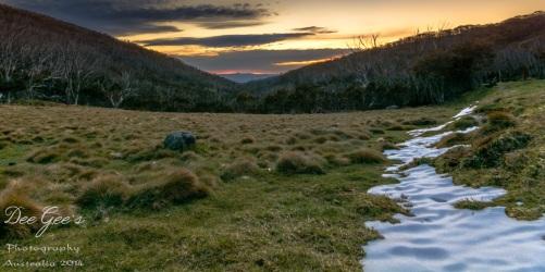 WM Last Snow at Dead Horse Gap