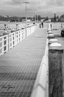 Long Walk Off A Short Pier