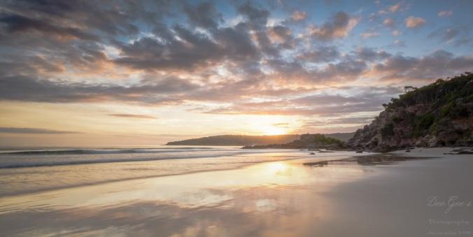 WM Pambula Beach Sunrise