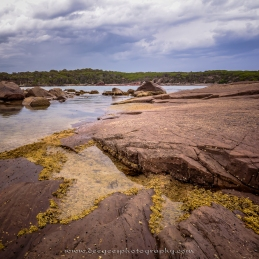 Bittangabee Bay Rock Pool