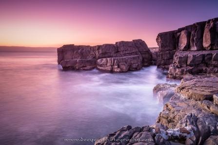 Pulpit Rock Green Cape