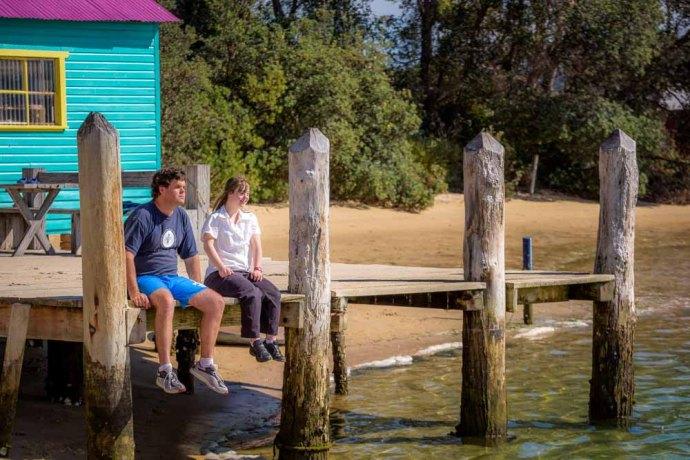 DT Merimbula Katie & Sean